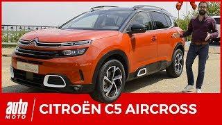 Citroën C5 Aircross : mieux qu'un Peugeot 3008 ?
