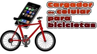 Aprende a hacer un cargador de celular para bicicletas │Fácil y efectivo