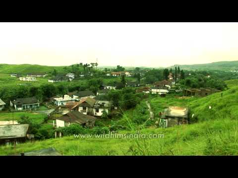Cherrapunji - Picturesque mesmerizing little rainy town of Meghalaya