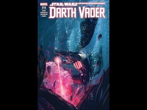 [CANON] Darth Vader #15 Burning Seas  Part 3 [Dark Lord of the Sith]
