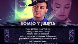 Romeo y Julieta   Jory (Video Con Letra) (Original) ROMANTICA 2013
