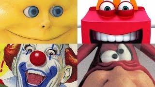 Top 16 Most WTF Product Mascots
