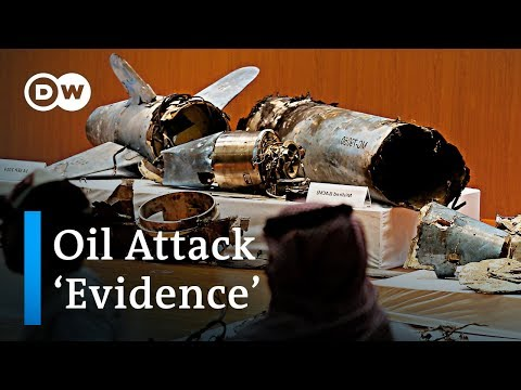 Saudi Arabia presents 'evidence' for alleged Iran oil attack | DW News