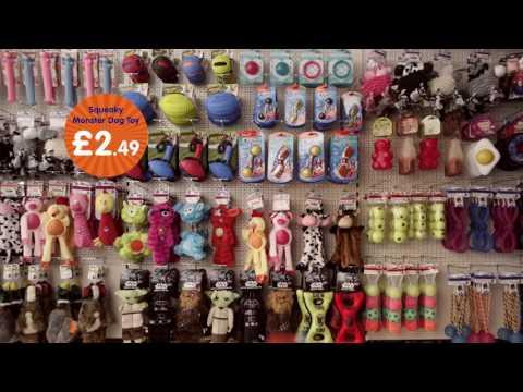 Barking Mad Bargains | B&M Bargains