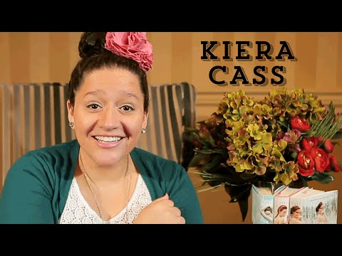 Epic Author Facts: Kiera Cass | The Selection Series