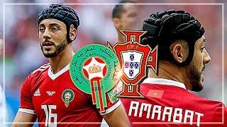 AMRABAT BALLON D'OR | ANALYSE DU MATCH MAROC VS PORTUGAL  (ÉLIMINATION DU MAROC CDM 2018)