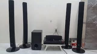 Dàn âm thanh 5.1 LG - âm thanh uy lực - thiết kế miễn bàn [Nguyễn Bách audio - 0932005022]