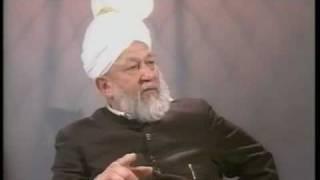 Liqa Ma'al Arab #129 Question/Answer English/Arabic by Hadrat Mirza Tahir Ahmad(rh), Islam Ahmadiyya