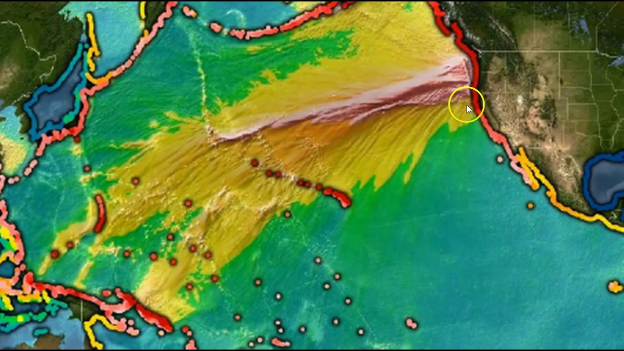 Recent Earthquakes Striking Along The Cascadia Region Have Caught The Attention of Scientists