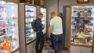 В Сергиевом Посаде открылся новый музей | Новости | ТВР24 | Сергиев Посад