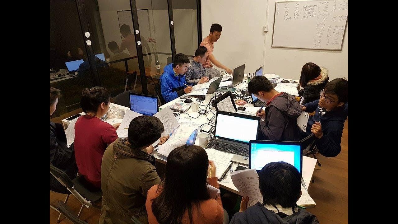 English Bootcamp-Cuộc sống sinh hoạt tại Măng Đen