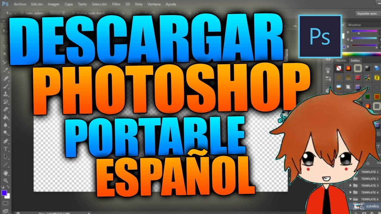 descargar photoshop full gratis 2018