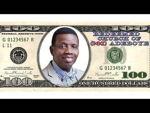 Pastor Enoch Adeboye's Lies Exposed as False Teacher.  Part 1