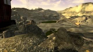 Fallout New Vegas Как уничтожить когтей смерти в Карьере
