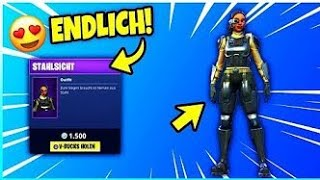 New Skin, Hang Glider and Dance 🔴👌 Daily OBJECT SHOP Fortnite Battle Royal [GER]