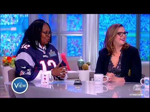 Amber Tamblyn Talks New Film 'Paint It Black'  The View