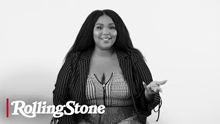 Lizzo talks about the learning to play the flute, practicing self love, and working with Missy Elliott Get the full story at: http://www.rollingstone.com/ Subscribe to ...