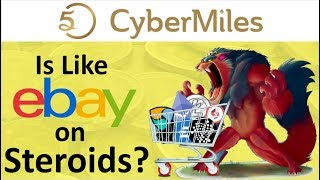 CYBERMILES COIN REVIEW: Like EBAY on Steroids? (2018)