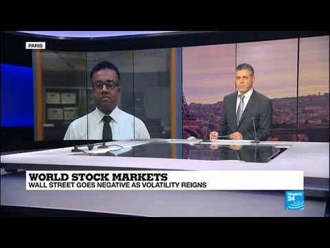 World stock markets drop: should we worry?