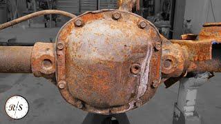 Front Axle Restoration/Rebuild (Dana 30)