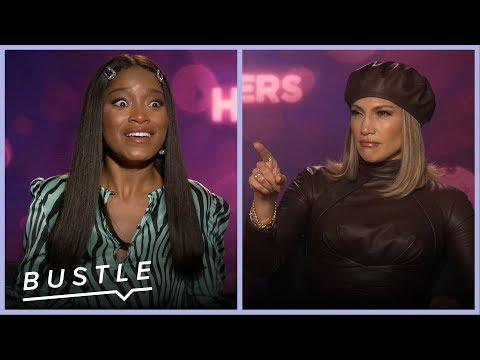 Jennifer Lopez, Constance Wu, and Keke Palmer On Their 'Hustlers' Sisterhood | Bustle Cuts