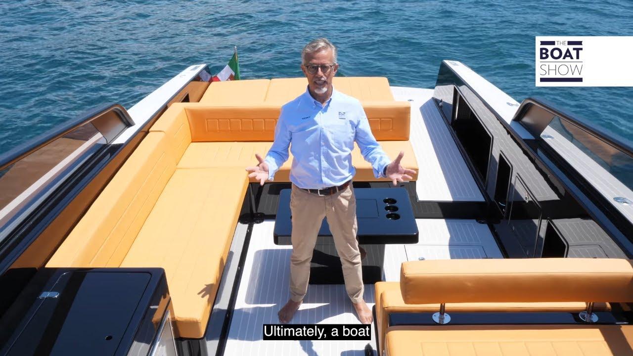 VANDUTCH 40 - Motor Yacht Review - The Boat Show