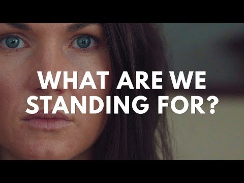 WHAT ARE YOU STANDING FOR? | SHORT FILM | TRIGGER WARNING