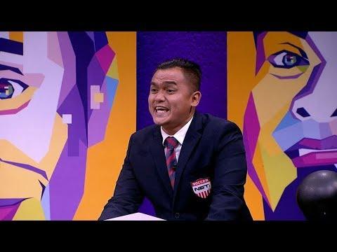 Ditantang, Valentino 'Jebret' Live Menanampakkan Diri Jadi Komentator - WIB (1/4)