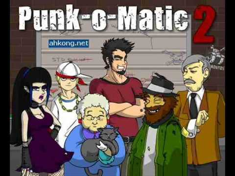 """punk-o-matic 2 - """"afterlife"""""""
