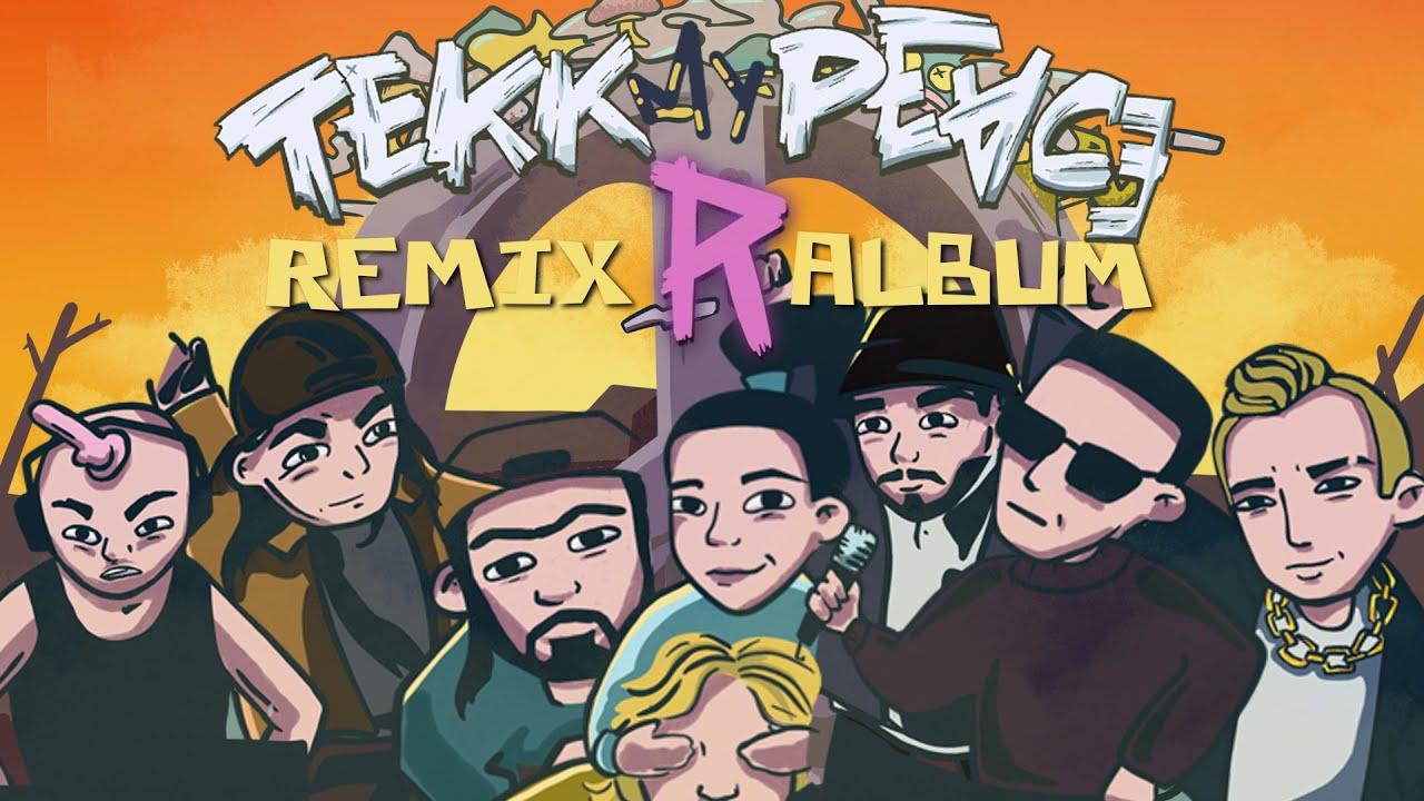 VILLAGE GANG - TEKK MY PEACE (FULL REMIX ALBUM)