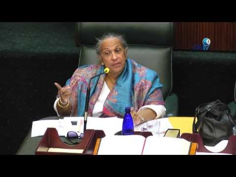 Commonwealth Parliamentary Association, Post Election Seminar session 7