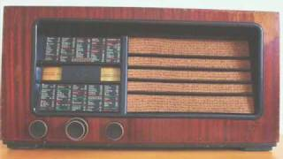 Schlager Potpourri 1+2. Louis Preil's Radio Danseorkester. Speaker: Daniel Prior. Copenhagen 1940