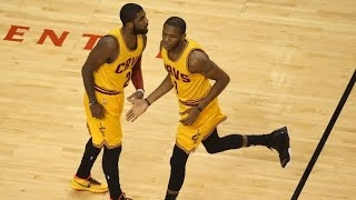 Kyrie Irving GAVE CLEVELAND CAVALIERS the SILENT TREATMENT?!