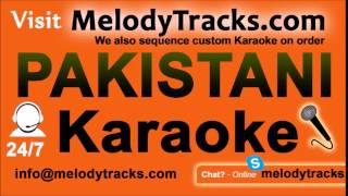 Mere Dil Se Zindagi Bhar   Mehdi Hassan Pakistani Karaoke www MelodyTracks com