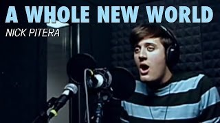A Whole New World - Disney's Aladdin - Nick Pitera (Cover) thumbnail