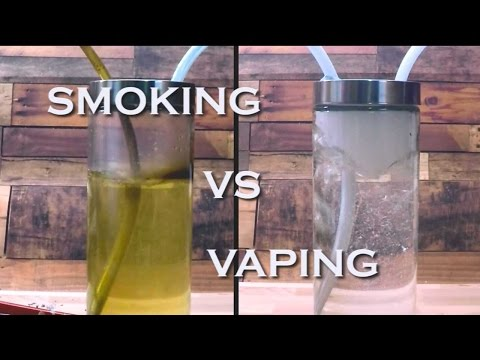 Sm Ng Vs Vaping