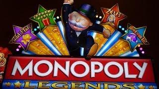Slot Machine Jackpot Gambling Monopoly Machine Big Win $1200