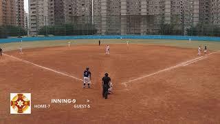 109學年大專盃複賽 友情加映 南華大學vs美和科大 #三民高中棒球場