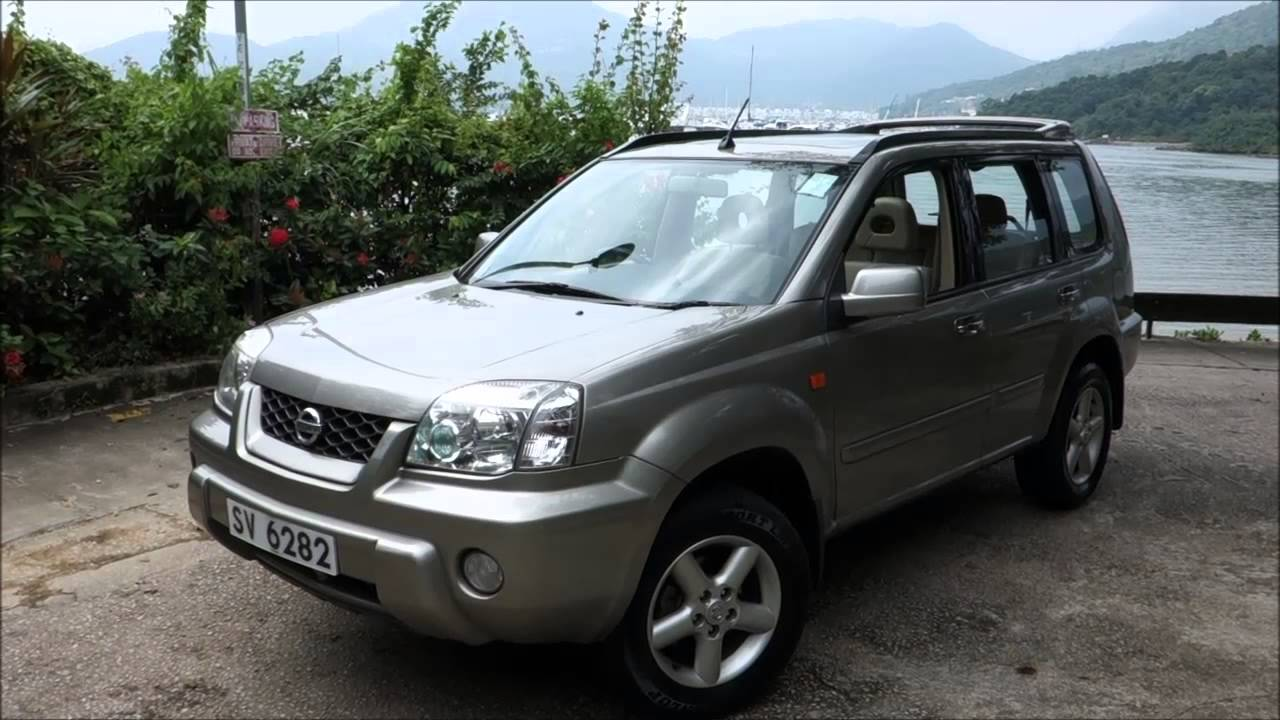 2003 nissan x trail youtube. Black Bedroom Furniture Sets. Home Design Ideas