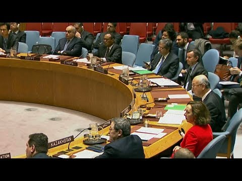 US breaks with UN Security Council to veto Jerusalem resolution