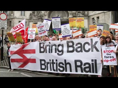 Bring Back British Rail: Meet the group who want to renationalise UK railways