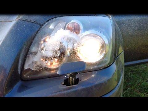 Омыватель фар Авенсис Toyota Avensis