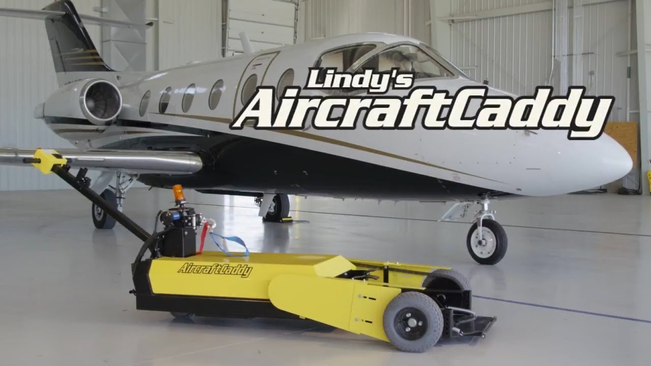 AircraftCaddy 35K - Aircraft Movers | DJ Products Inc