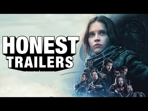 Thumbnail: Honest Trailers - Rogue One: A Star Wars Story