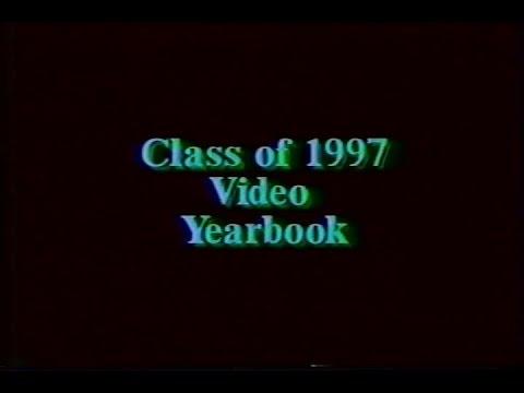 1997 Valley High School Senior Video (VHS Tape)