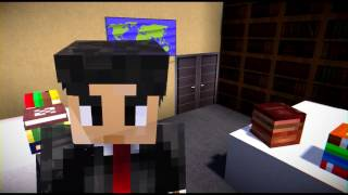 Children interrupt BBC News Interview - Minecraft Parody!