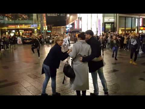 Best Surprise Proposal Ever!... at the Highcross Leicester