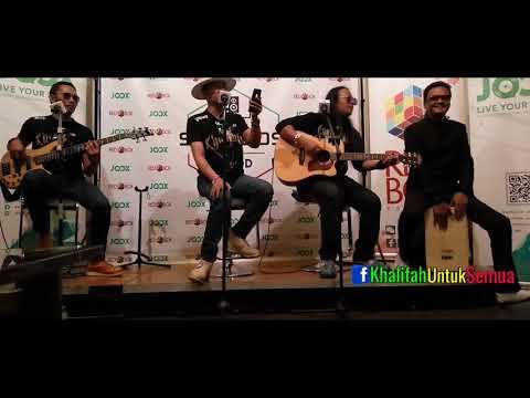 Fantasia Bulan Madu Cover by Khalifah