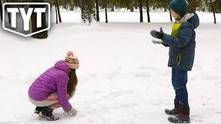 Town Overturns Snowball Ban