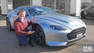 The Aston Martin Vantage V600 is My Ultimate Dream Car! | TEST DRIVE